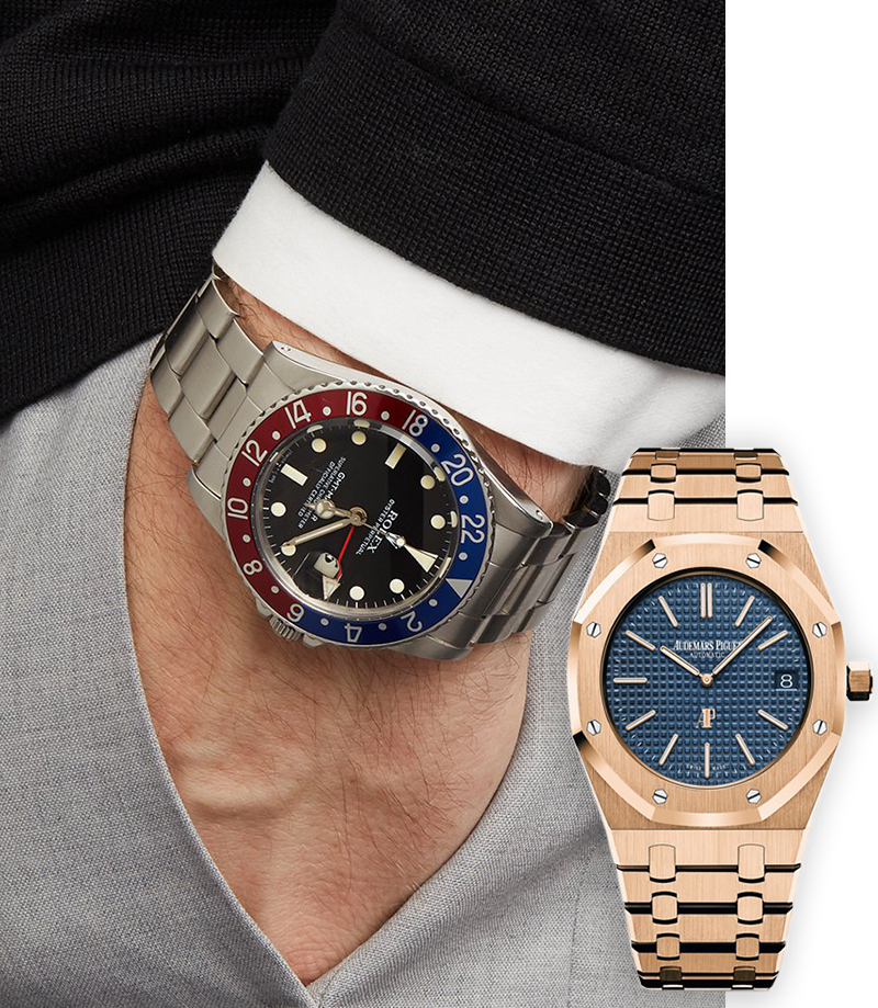 Compro/vendita orologi Milano, tanti varietà di modelli e proposte